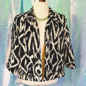 😍Christopher Banks L Blazer Jacket 💐 Coat Blue